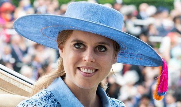 Princess Beatrice 1268047