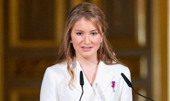 Princess Elisabeth of Belgium 1288395