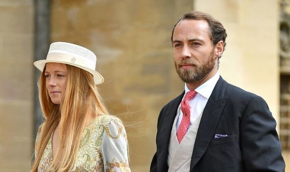 Kate Middleton's younger brother has converted Alizee to beekeeping.