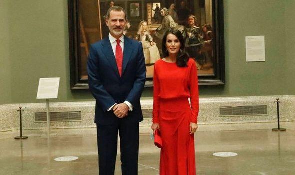 Queen Letizia of Spain 1298537