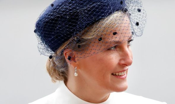 Sophie the Countess of Wessex 2543991