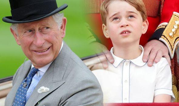Prince George Prince Charles 1324504