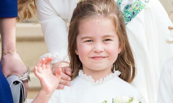 Princess Charlotte title snub: Charlotte