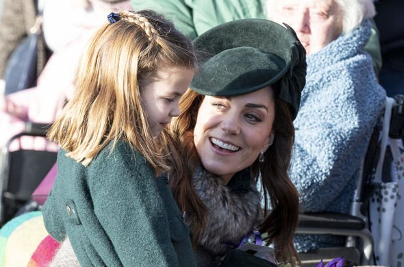 princess charlotte news kate middleton fashion