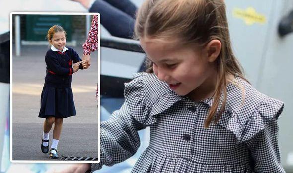 princess charlotte news school thomas battersea prince george kate Middleton 1334313