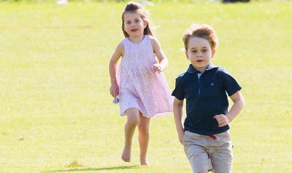 princess charlotte news school thomas battersea prince george kate Middleton