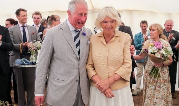 Where will Prince Charles and Camilla spend lockdown 1355736