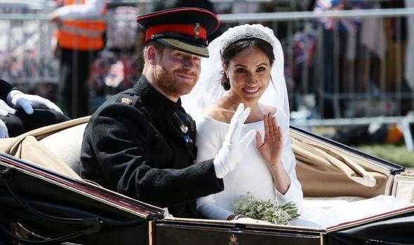 meghan markle prince harry news latest wedding day