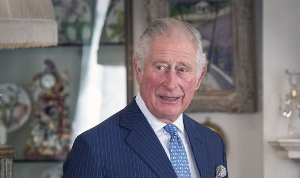 Prince Charles news Clarence House the morning room wedding inside look UAE prince harry meghan markle 1 1371122