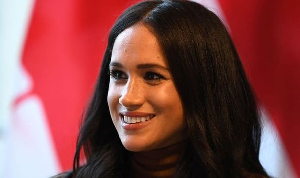 The Duchess of Sussex has an interest in writing 1377025
