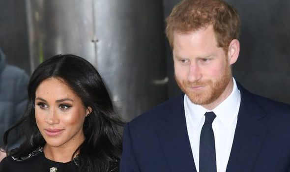 Meghan Markle and Prince Harry are now living in the US 1387872