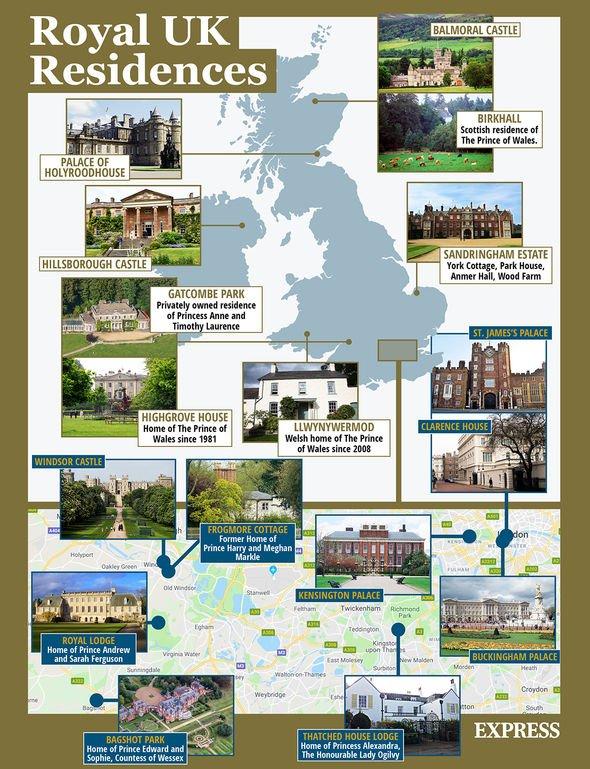 royal uk residences anmer hall