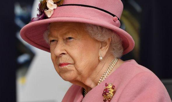 queen elizabeth ii news meghan markle prince harry 1401721