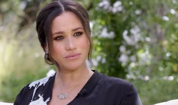 Meghan Markle and Prince Harry are criticised by a royal expert over their interview with Oprah Winfrey 1407246
