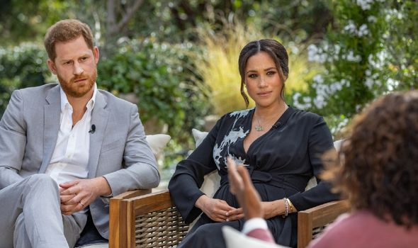 Meghan Markle Prince Harry Oprah Interview tradition update