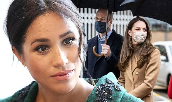 Meghan Markle The former actress s grievance with Kate and William were retraced 1419533 1