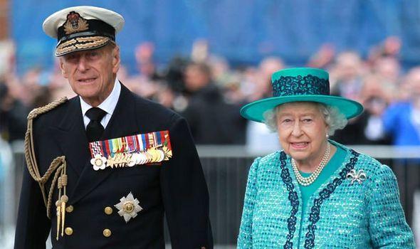 Queen Elizabeth II news prince philip new rock paul whybrew angela kelly buckingham palace 1 1422285