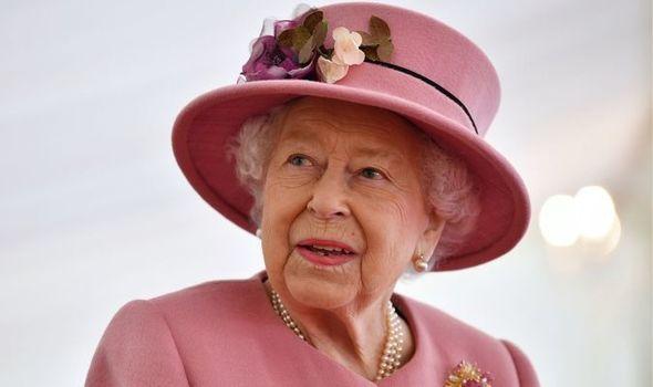 The Queen 1427382