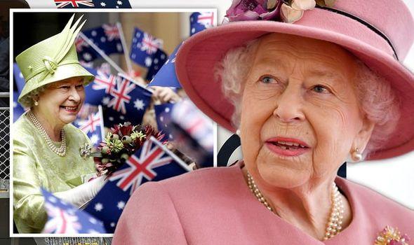queen elizabeth ii australia 1422577