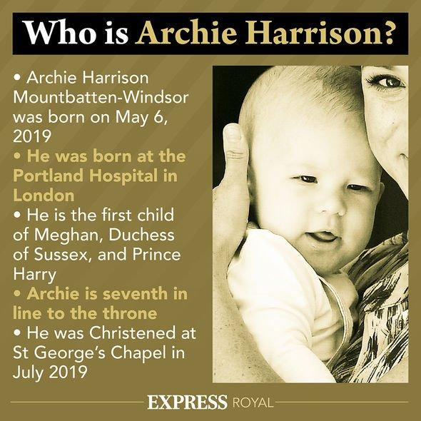 Archie Harrison: key facts