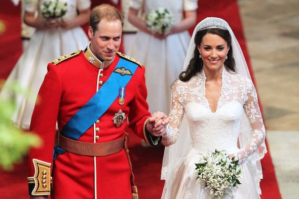 Billions of people watched Kate and William tie the knot