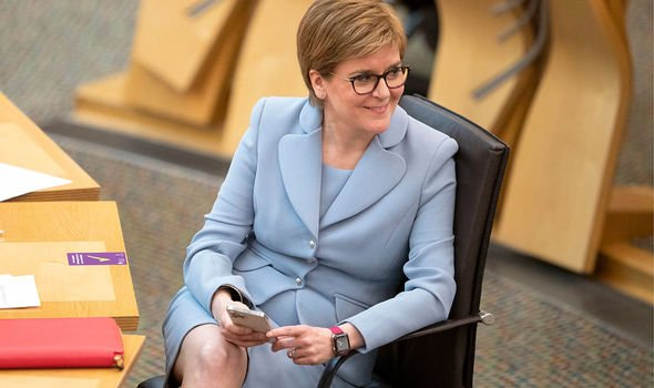 Nicola Sturgeon insists a second independence referendum is 'a matter of when, not if'(Image: GETTY)