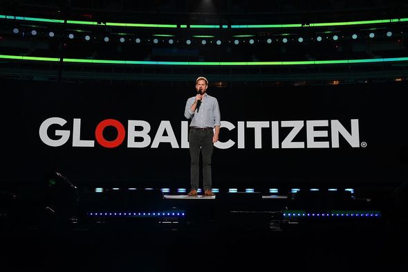 Global Citizen said 10.3 million vaccine doses were procured with the money raised(Image: Getty Images)