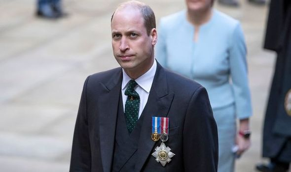 Prince William arrives at the opening ceremony of the General Assembly of the Church of Scotland(Image: Getty)