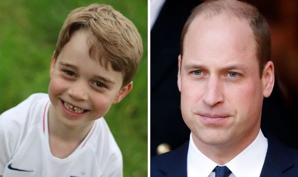 Prince William's disappointment with George over Chelsea FC wish: 'Anyone but them'(Image: GETTY)