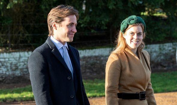 Princess Beatrice and Edoardo Mapelli Mozzi got engaged in 2019(Image: Getty)