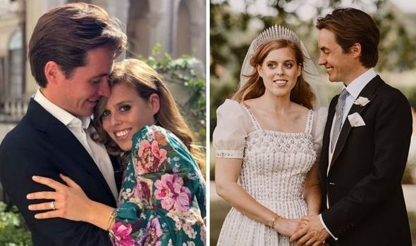 Princess Beatrice has 'unique' engagement ring from Edoardo with sweet meaning