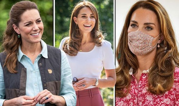 The Kate effect: Duchess regularly wears 'affordable' jewellery to appear more 'relatable'