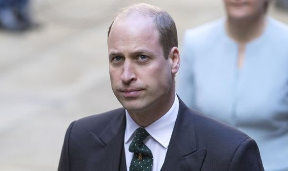 Prince William's week-long visit to Scotland is part of a wider campaign against independence(Image: GETTY)