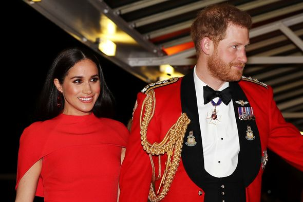 """During the podcast interview, Harry claimed that living as a member of the Royal Family was """"a mixture between The Truman Show and being in a zoo""""(Image: GETTY)"""