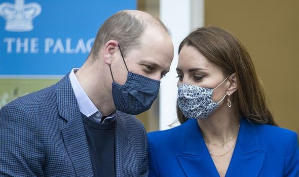 Prince William news: The Duke joked Kate loves 'a bit of spice' while helping make meals in Edinburgh(Image: PA)