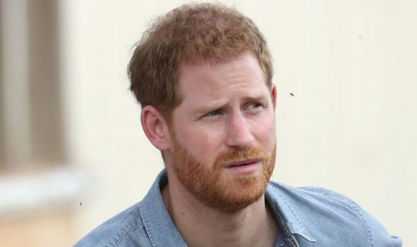 """Prince Harry has been branded a """"spoiled brat"""" by Piers Morgan(Image: GETTY)"""