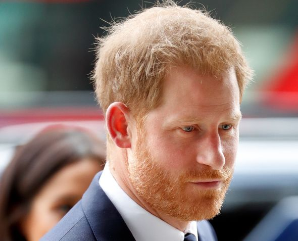The Duke of Sussex has recently addressed growing up as the son of the Prince of Wales(Image: Getty)