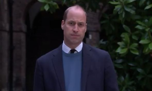 The Duke of Cambridge hit out at the BBC in a scathing statement following the release of the findings of an investigation by Lord Dyson(Image: KENSINGTON PALACE)