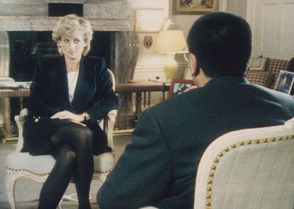 """An inquiry found the BBC covered up """"deceitful behaviour"""" by Martin Bashir to land his bombshell Panorama interview with Princess Diana(Image: GETTY)"""