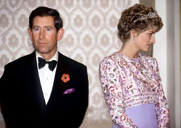 William blamed Diana's appearance on the programme for further damaging her relationship with Prince Charles(Image: GETTY)