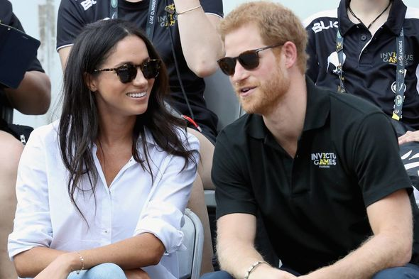 A spokesperson for the Sussexes responded there was no difference in timeline(Image: PA)
