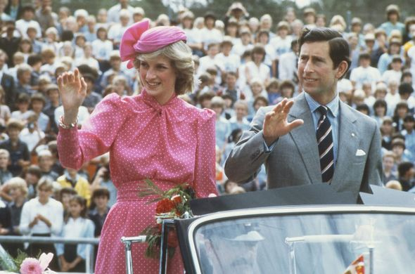 Charles and Diana visited Australia two years later in 1983(Image: Getty Images)