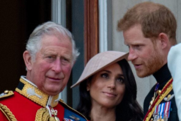 """Charles was also revealed to be supporting the pair with a """"substantial sum""""(Image: GETTY)"""