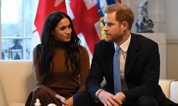 Meghan Markle and Prince Harry bought Lilibet Diana web domains before birth of daughter(Image: Getty)