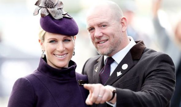 Mike Tindall praises 'amazing' Queen(Image: Getty Images)