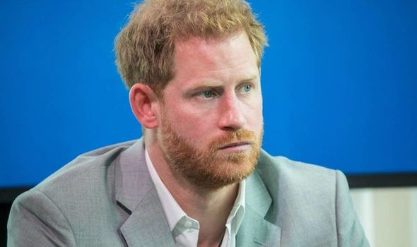 Prince Harry has been warned over his daughter's name(Image: GETTY)