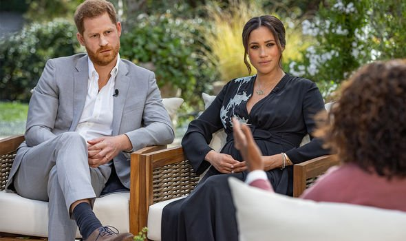 """Prince Harry v Charles: The Duke claimed he was """"cut-off"""" by Charles financially following Megxit(Image: GETTY)"""