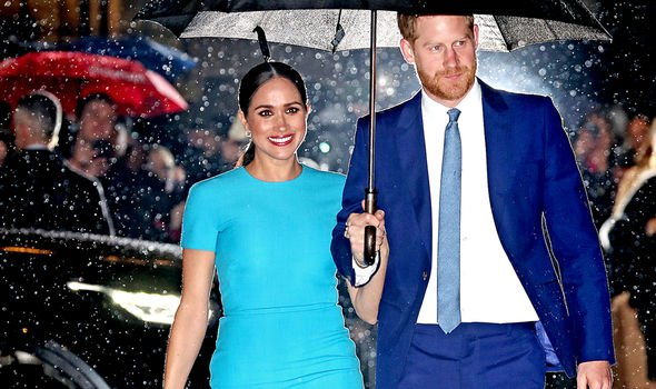 Prince Harry v Charles: The Sussexes set out to become financially independent when they quit the Firm(Image: GETTY)