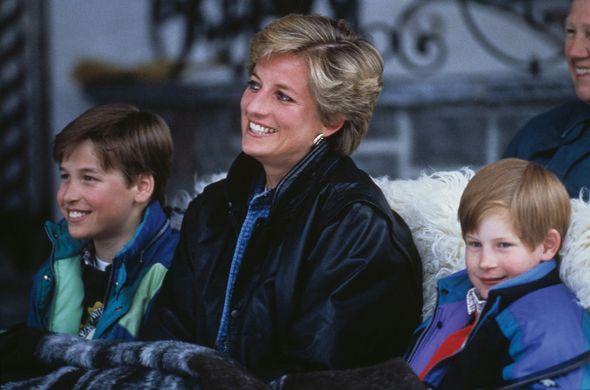 'She wanted to see her boys' - Princess Diana's last phone call laid bare(Image: Getty Images)