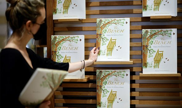 Meghan Markle children's book has just been published(Image: GETTY)